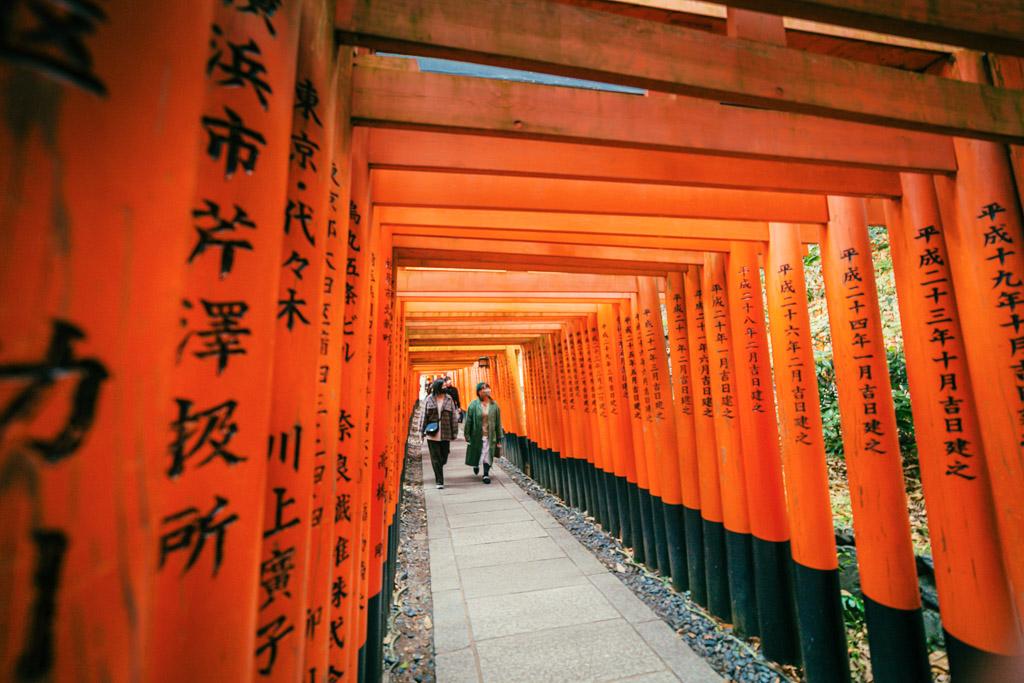 Fushimi Inari Taisha, el santuario más fascinante de Kioto