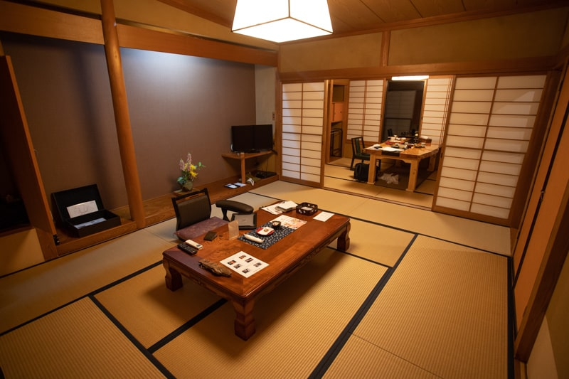 ¿Qué es un ryokan? Descubre este alojamiento tradicional japonés