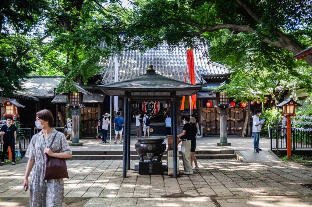 Templo torodoki fudoson
