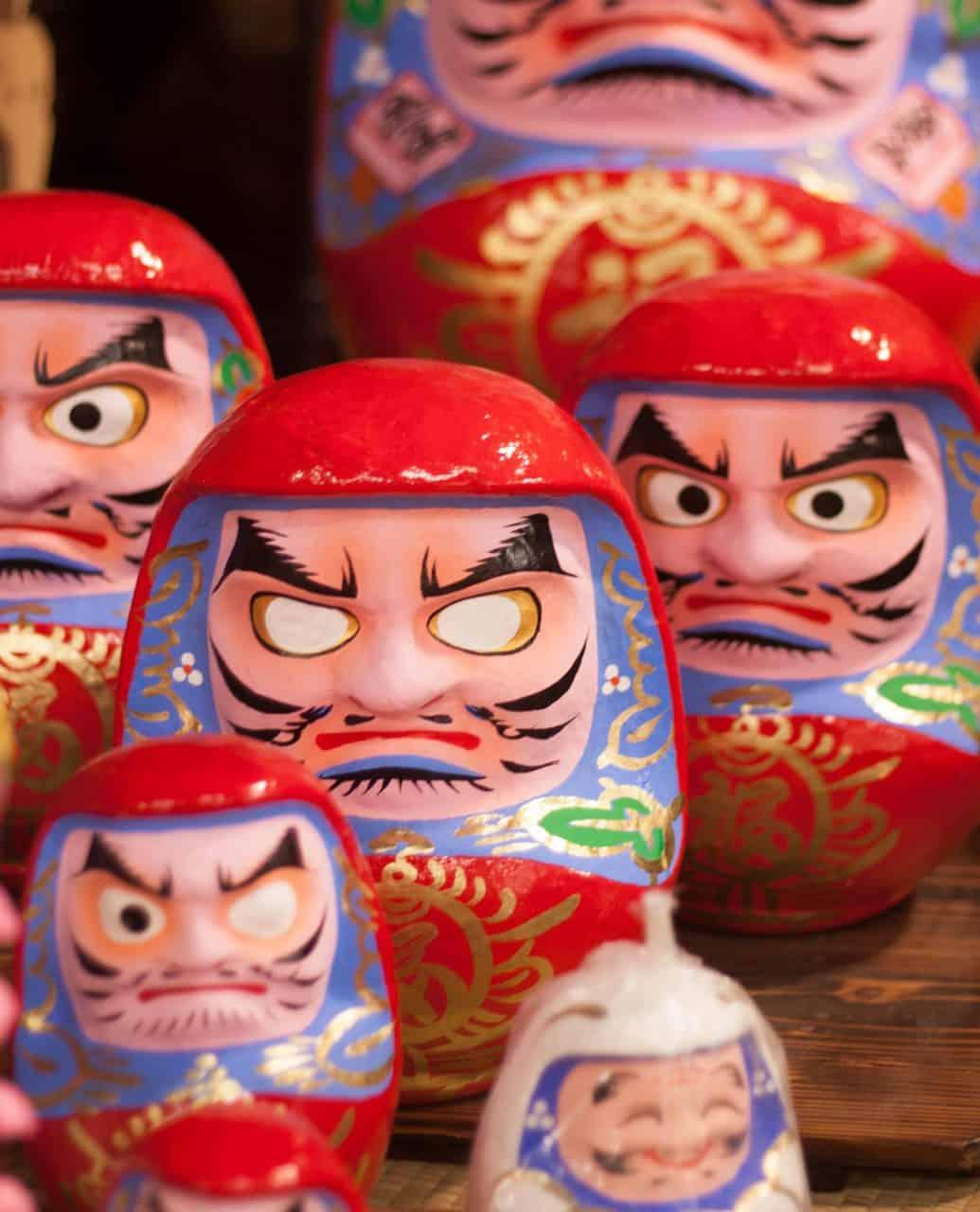 Takashiba Dekoyashiki – Traditionelle Handpuppen in einem Dorf für Volkskunst