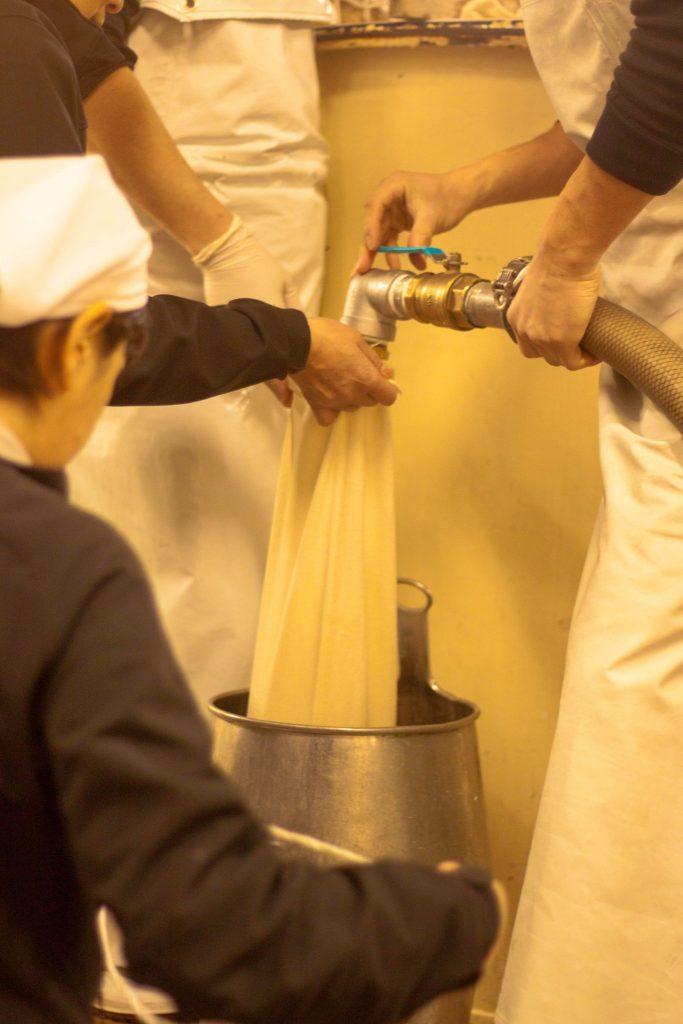 Niida-Honke produziert 100 Prozent natürlichen Sake.