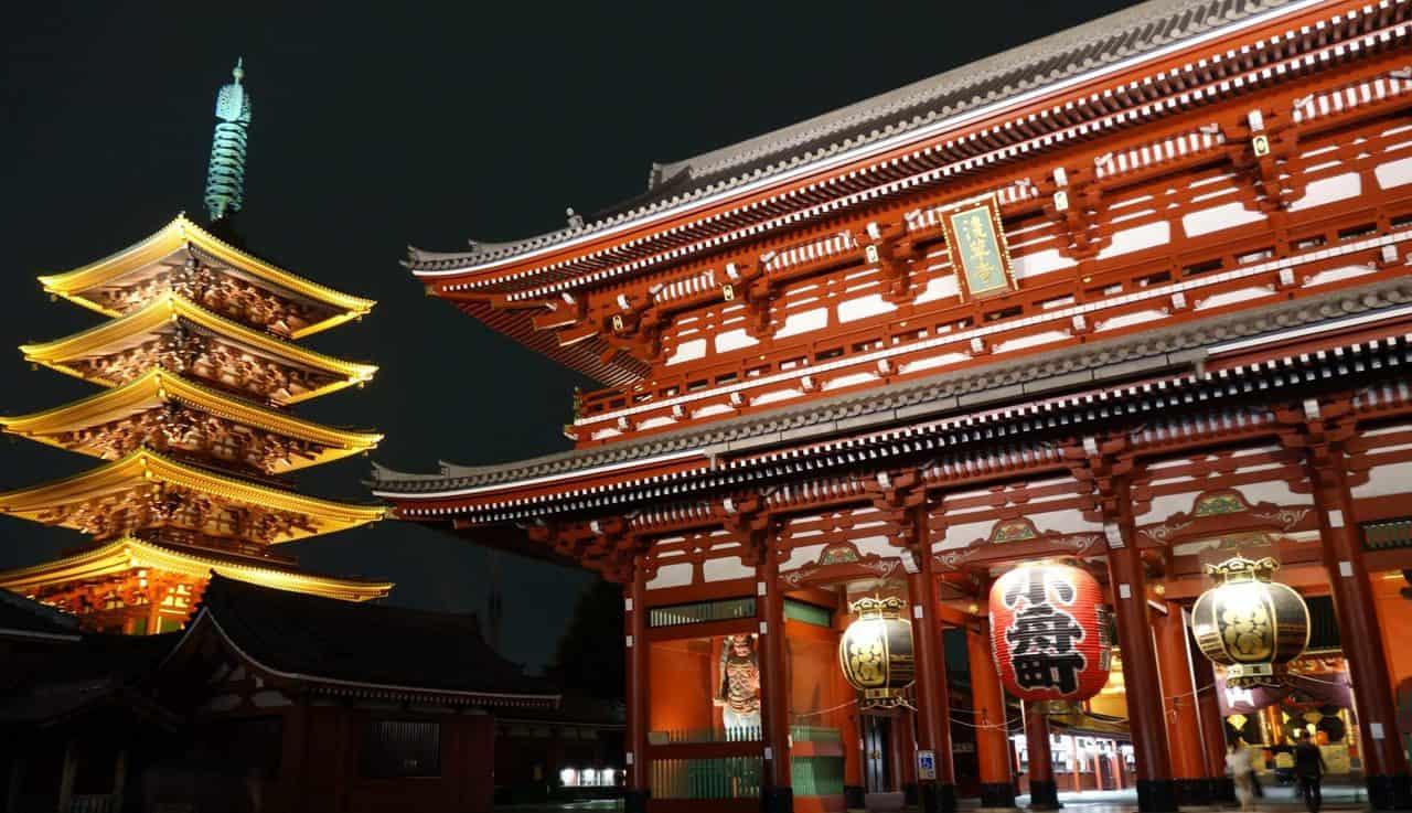 Mit Free Wi-Fi die Tokioter Bucht erkunden