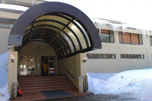 Übernachten im Manza Prince Hotel