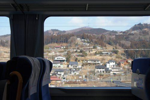 Während der Fahrt können Sie eine wunderschöne Landschaft bewundern.