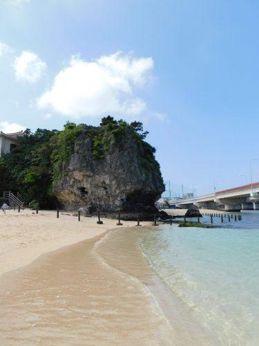 Ein Wintertag in Naha – Strand, Geschichte und Kultur
