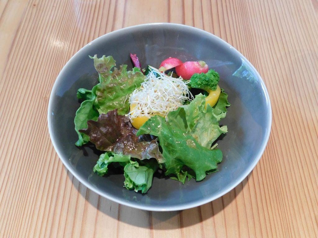 Vegane und vegetarische Restaurants in Tokio, Japan.