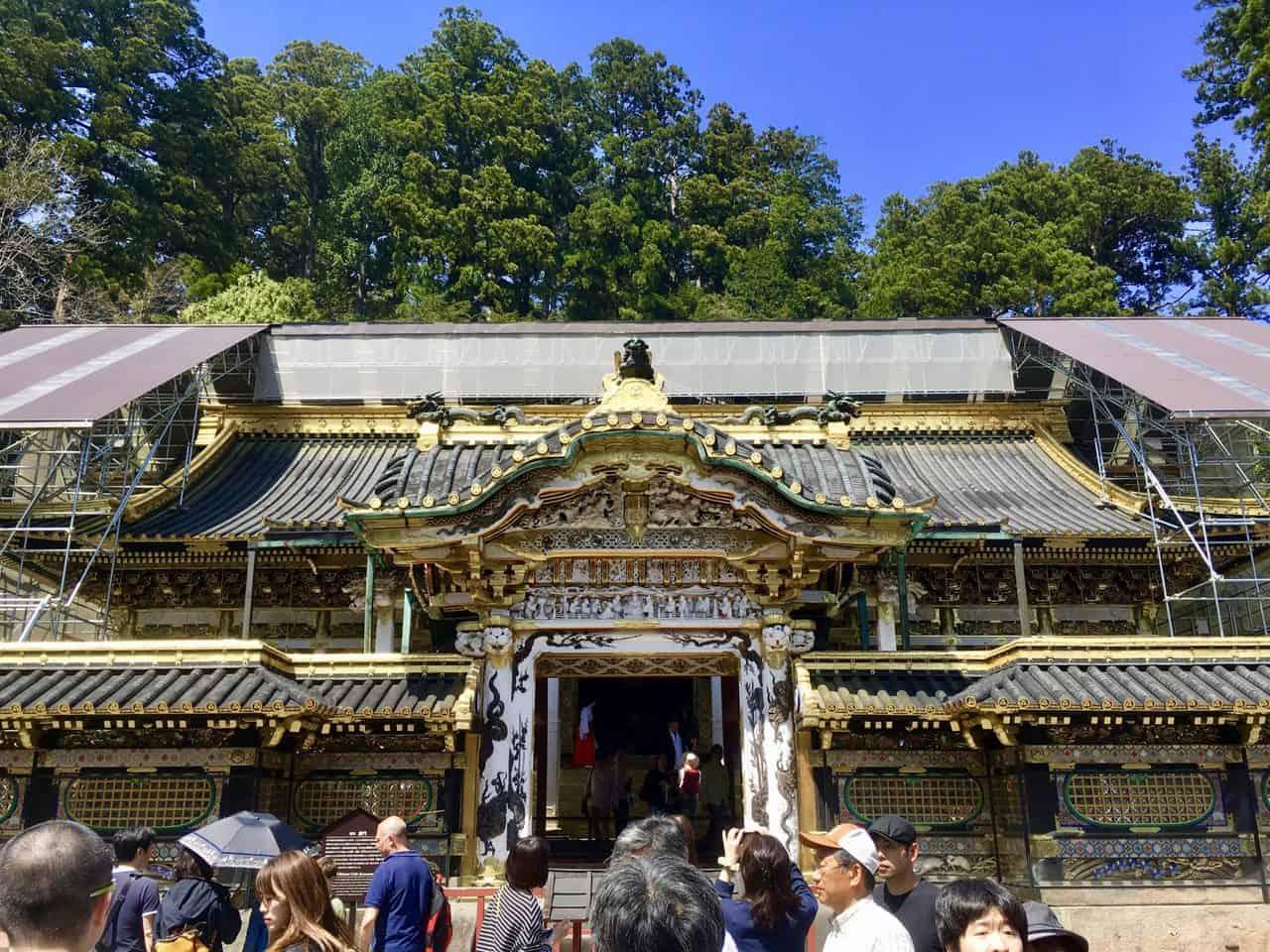 Entdecken Sie Nikko Toshogu – Ein Schrein mit einer 400 Jahre alten Geschichte