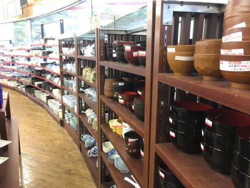 Ein japanischer 100-Shop.