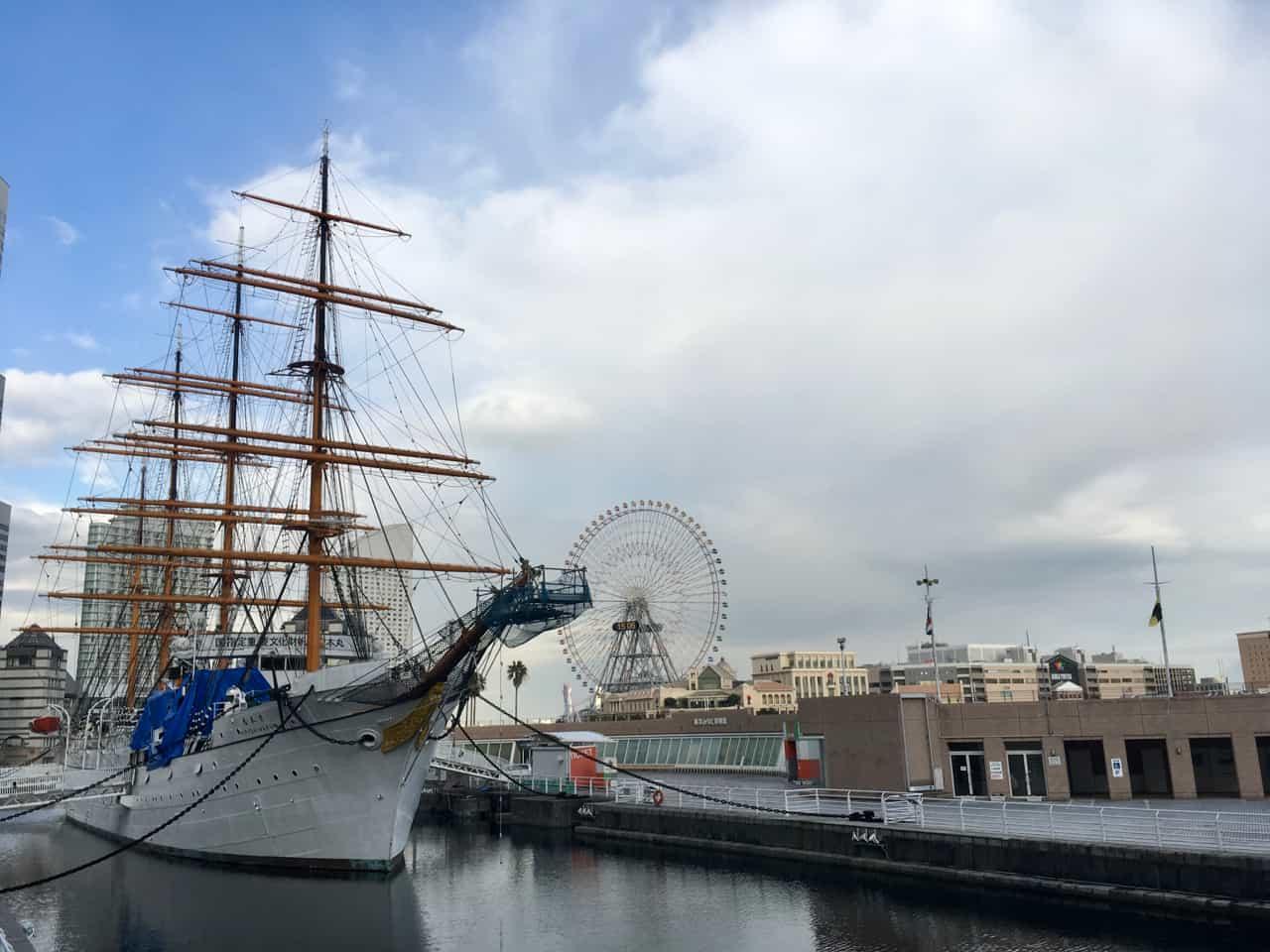 Von Tokio zur Hafenstadt Yokohama – Unsere Tipps