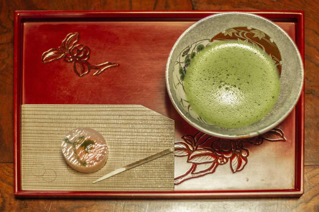 Entdecken Sie japanische Teekultur in Murakami