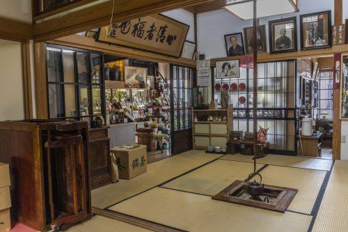 Japanische Teekultur in Murakami erleben, Japan.