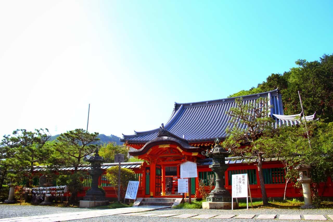Bishamondo – Ein friedlicher Tempel im Norden von Yamashina