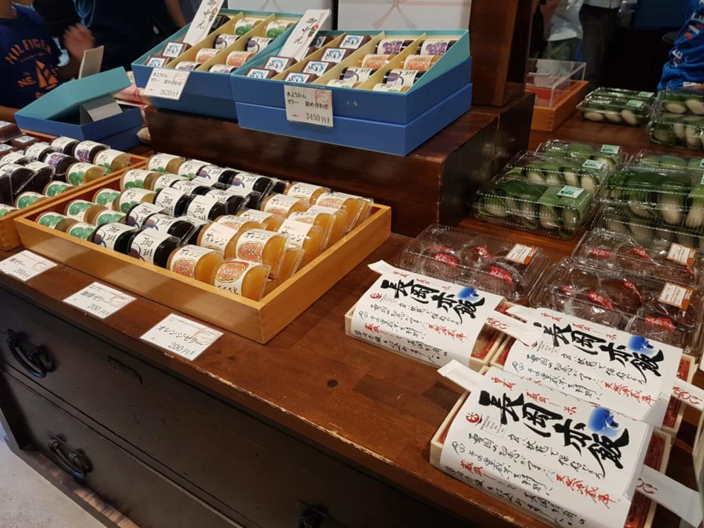Eguchi Dango in Nagaoka.