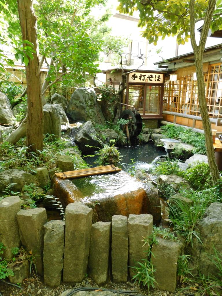 Die Umgebung um den Jindaiji Tempel ist bekannt für ihre vielen Soba-Restaurants.