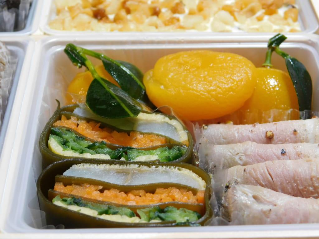 Das Osechi ist ein fester Bestandteil des japanischen Neujahrsfest.