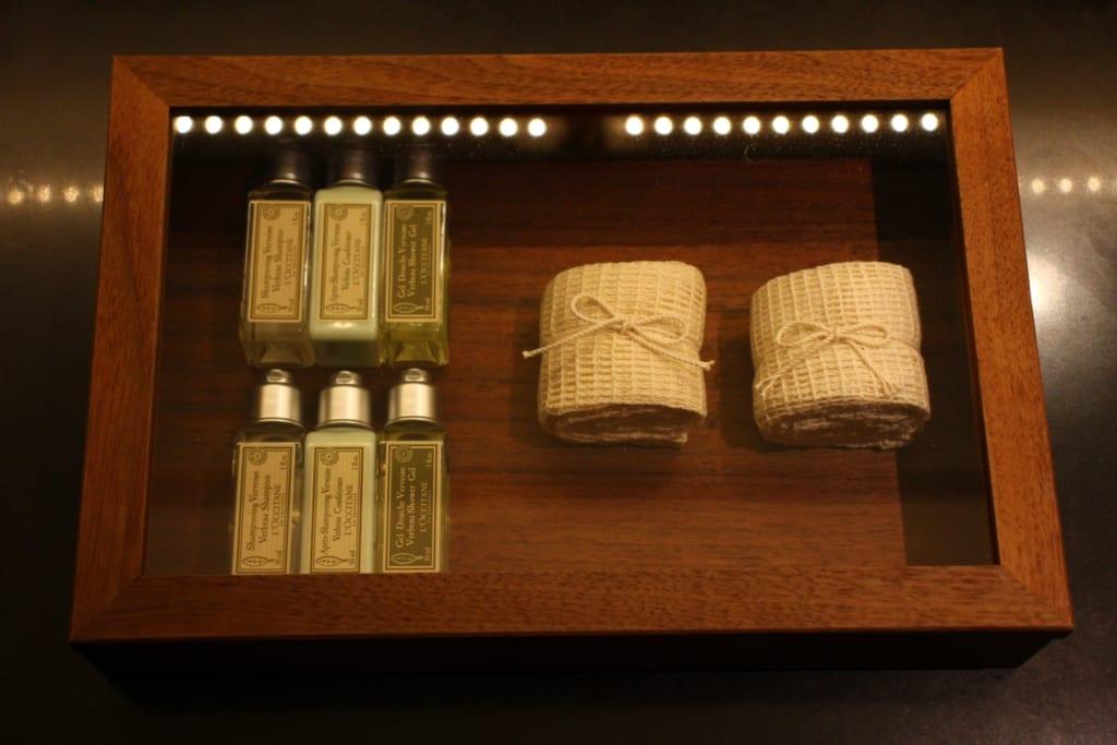 Auch im TOBE Auberge Resort werden Produkte der Region verwendet.