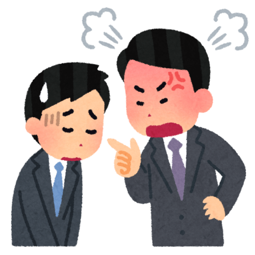 Entschuldigen im japanischen Arbeitsumfeld.