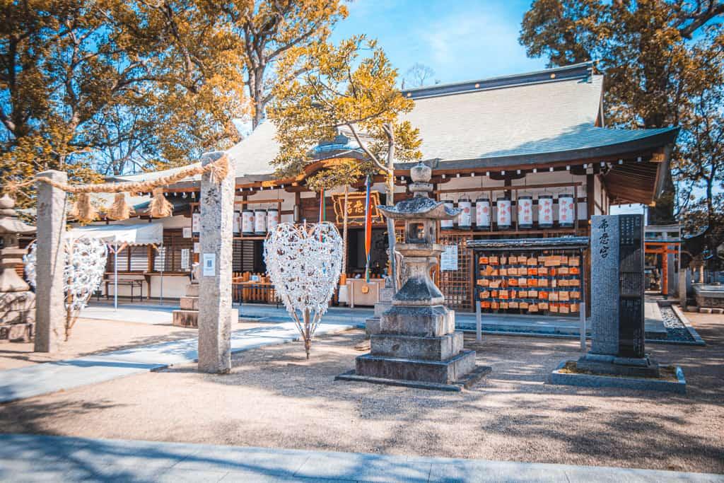 Orte der Energie in Japan: Überraschende Tempel und Schreine in Osaka