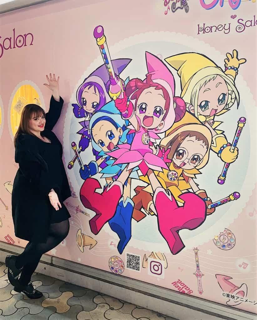 Doremi, Anime in Japan.