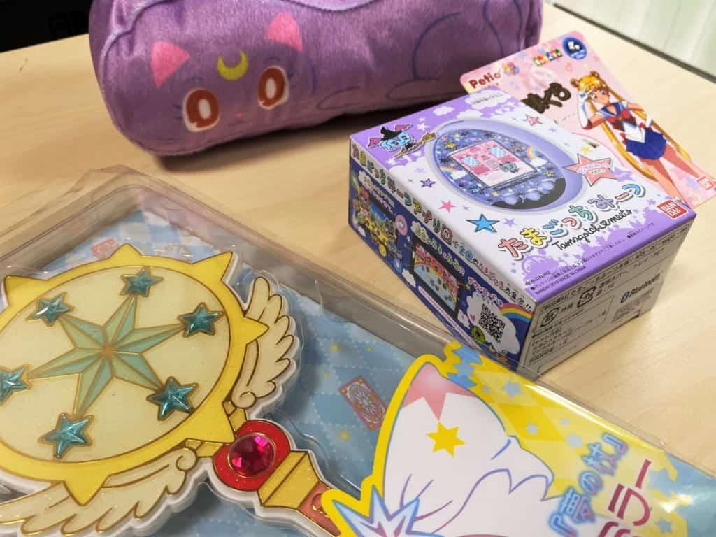 Die Auswahl von HobbyLink Japan.