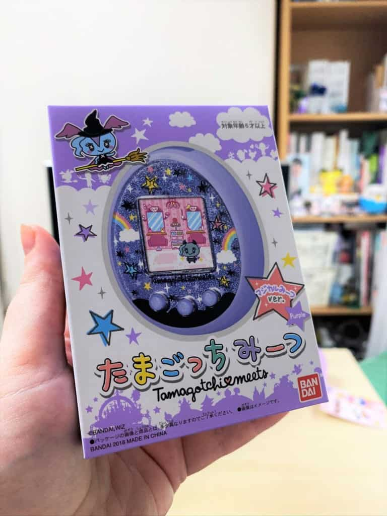 Tamagotchi Meets Magical Japan
