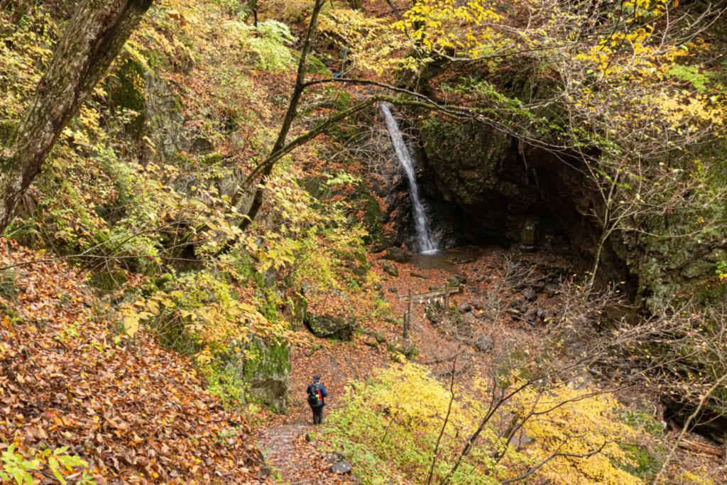 Der Nanayo no Taki Wasserfall