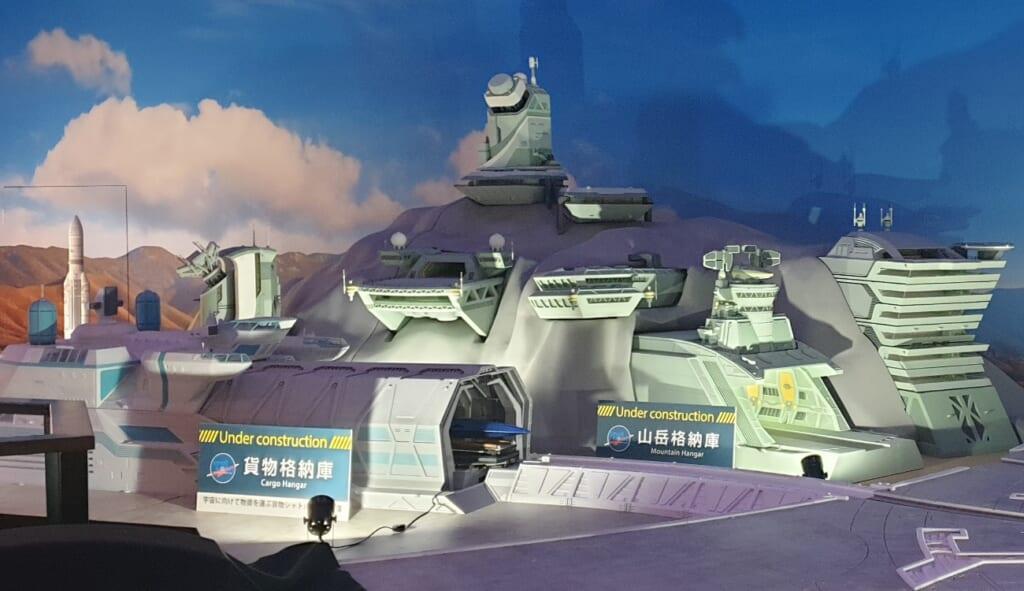 Small Worlds Tokyo: die Zukunft der Raumfahrt.