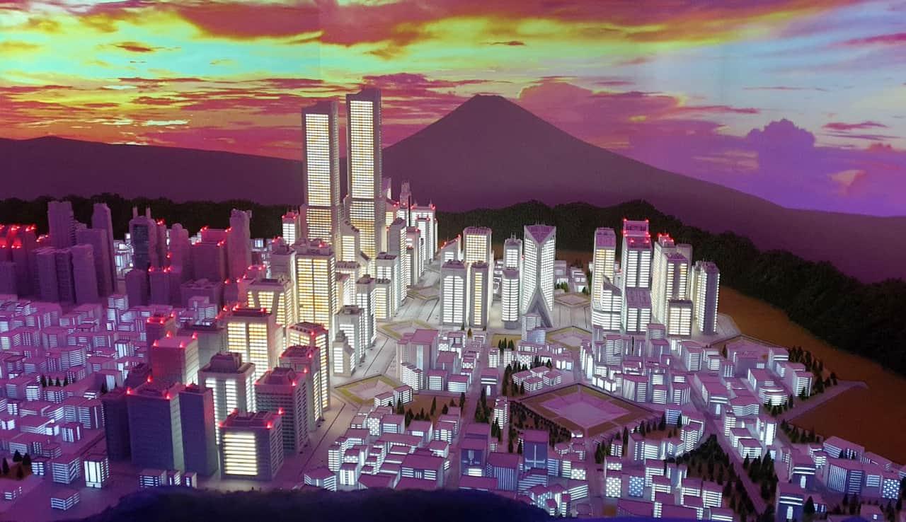 Small Worlds Tokyo: Eintauchen in fabelhafte Miniaturwelten