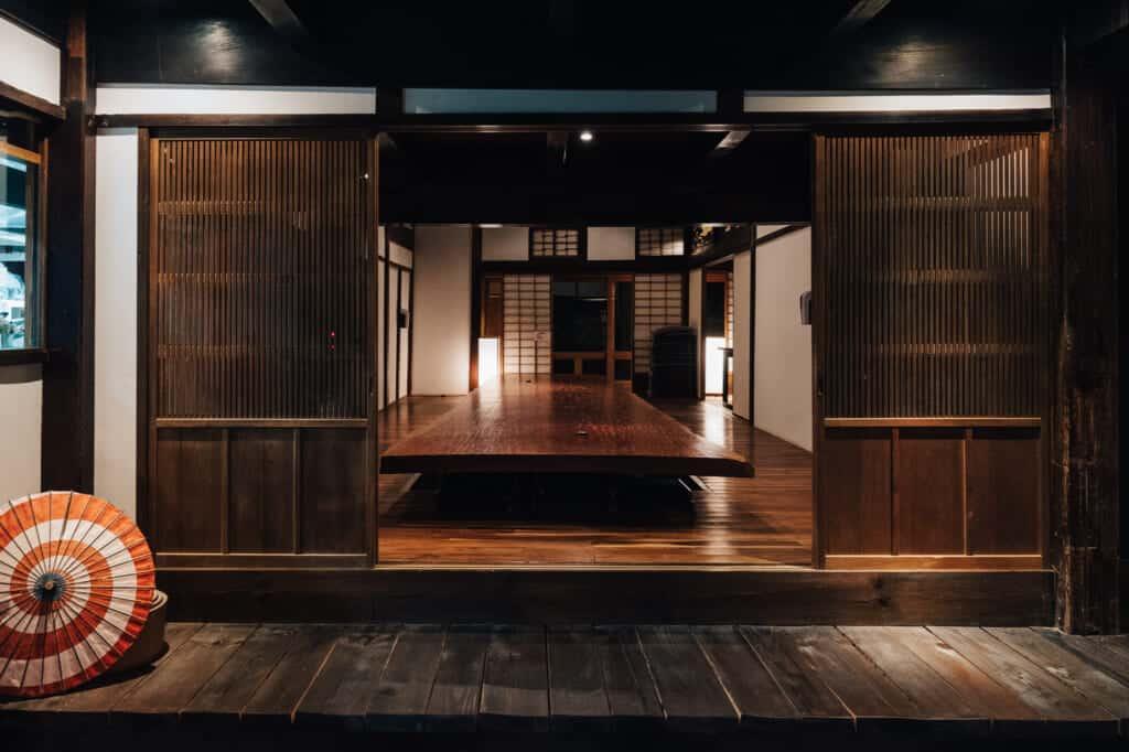 Die Familie Fujimatsu war eine wohlhabende Kaufmannsfamilie.
