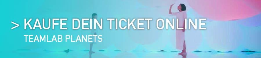 Kaufe dein Ticket für teamLab Planets online bei Voyagin.