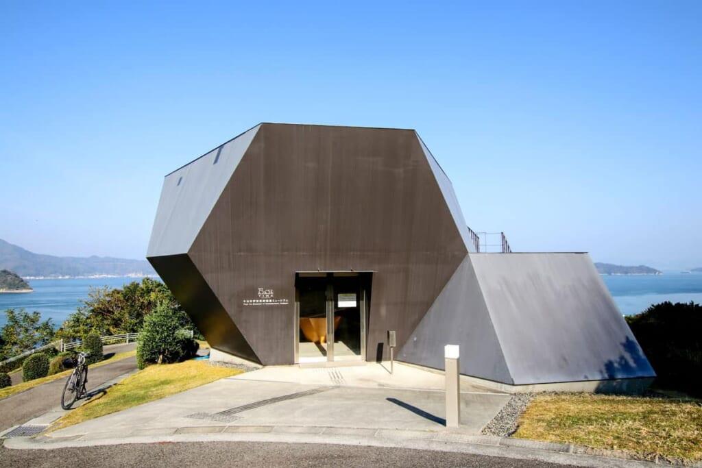 Das Toyo Ito Architekturmuseum.