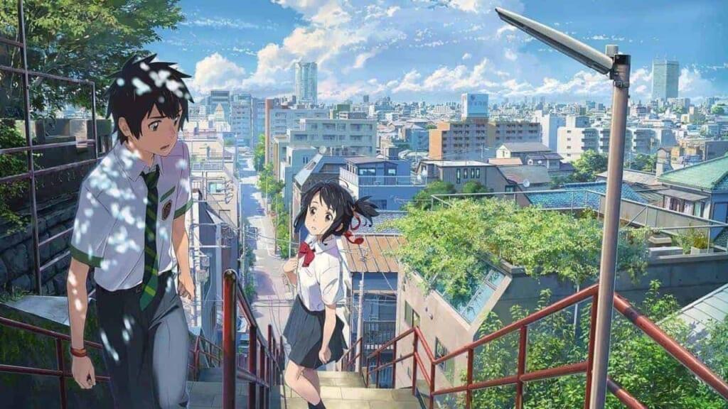 Japanische Programme auf Netflix: Your Name. - Heute, morgen und für immer.