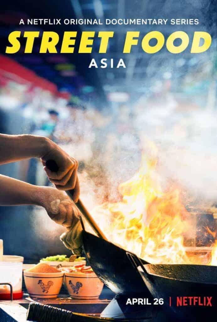 Poster von Street Food Asia.