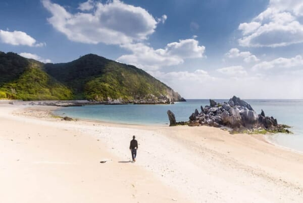 Sicheres Reisen auf Okinawa in Zeiten von Corona.