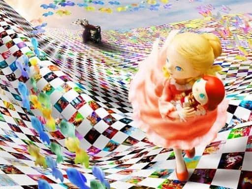 Sebastian Masudas Inspiration von Sanrio.