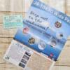 JR Tokyo Wide Pass Ticket und Flyer