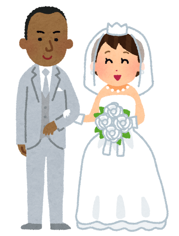 Das Ehegattenvisum, wenn der Partner eine dauerhafte Aufenthaltsgenehmigung für Japan hat.
