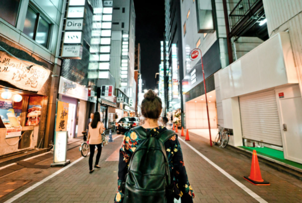 Tipps zum Koffer packen für die Japanreise.
