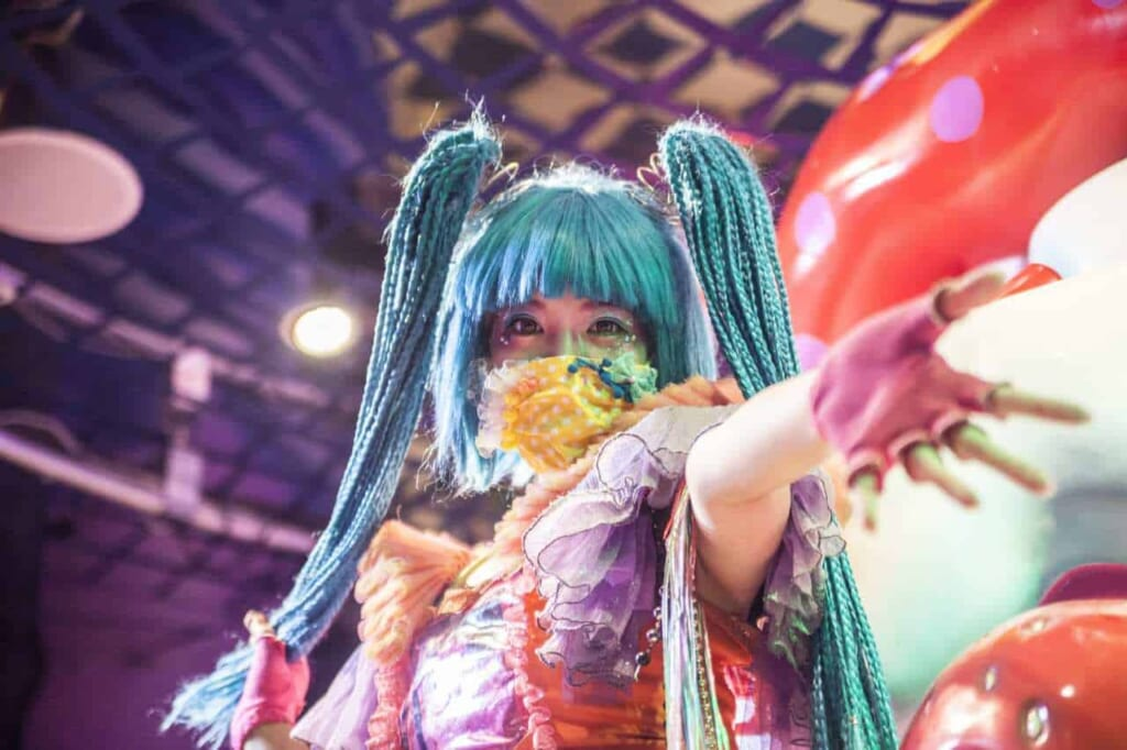 La bellissima Monster Girl Candy
