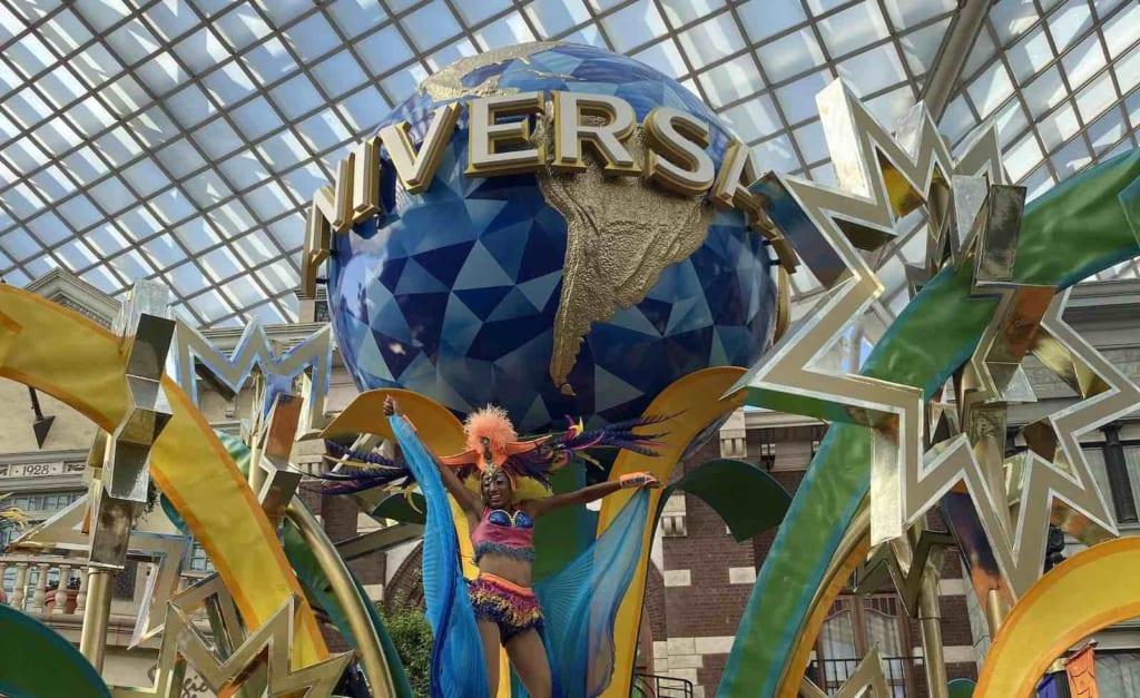 Parata agli Universal Studios Japan