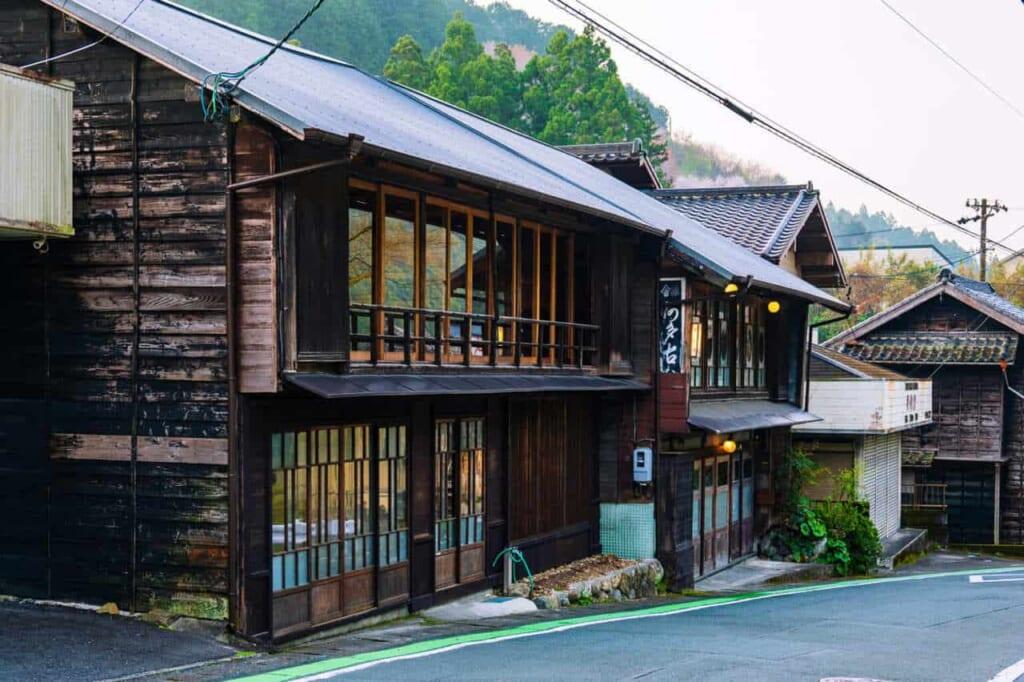 Case giapponesi tradizionali