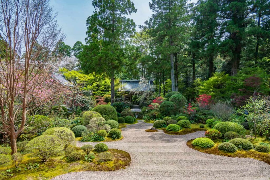 Giardino del tempio Ryotan-ji