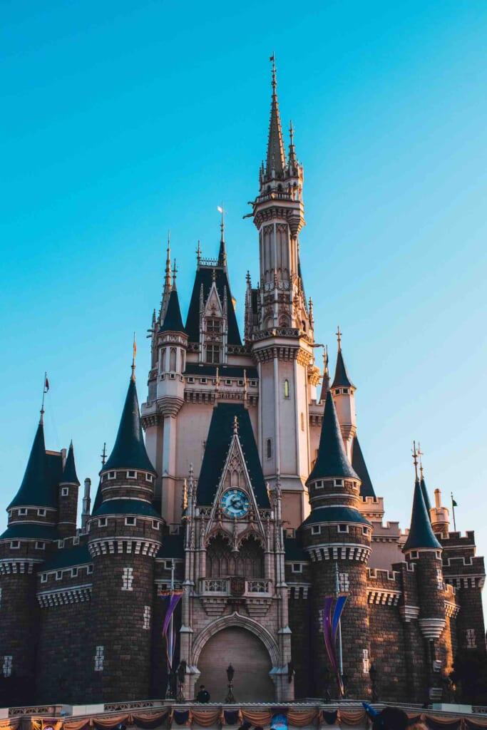 Il Castello di Cenerentola a Tokyo Disneyland