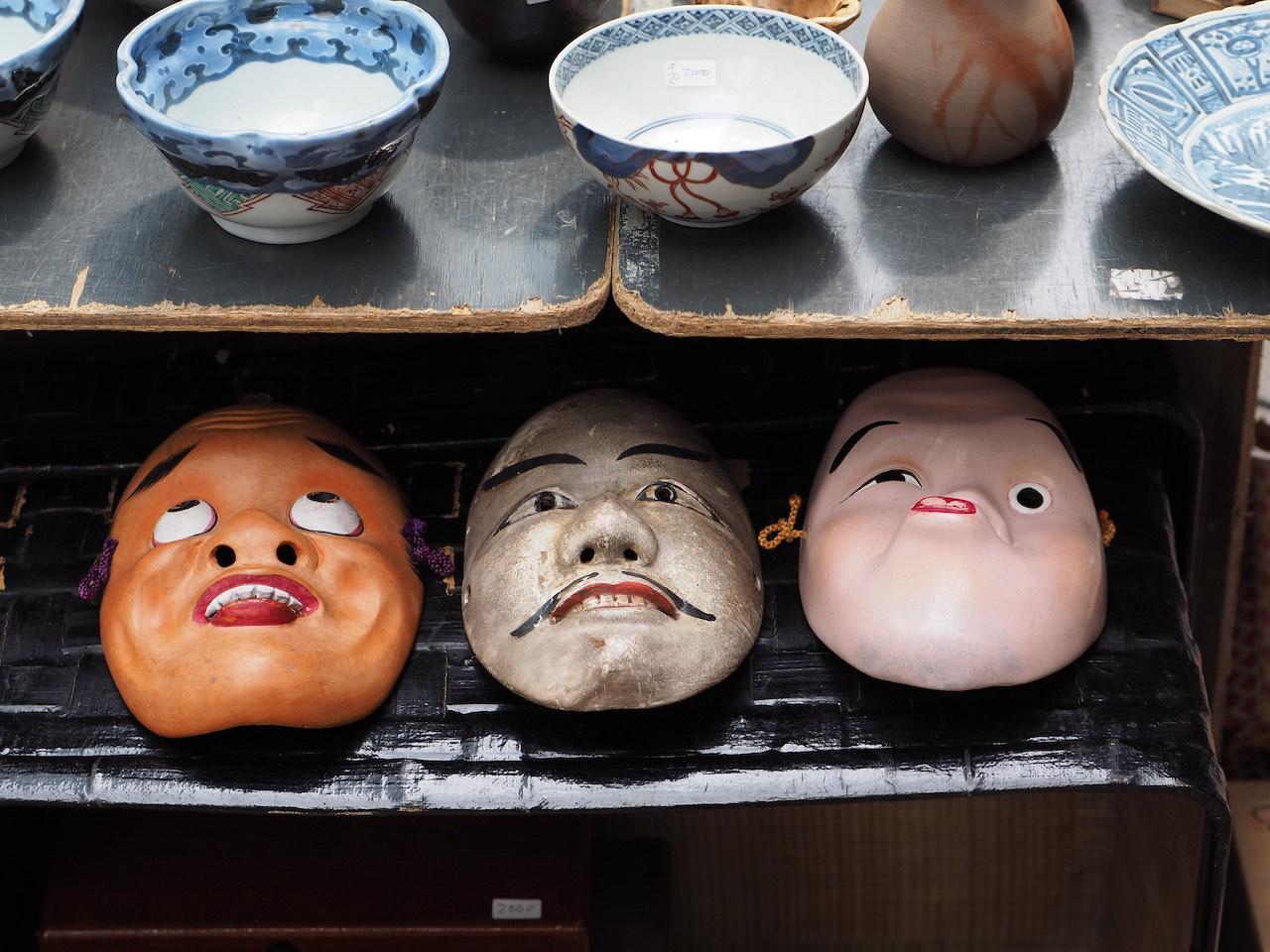 I Mercatini dell'Usato e dell'Antiquariato in Giappone