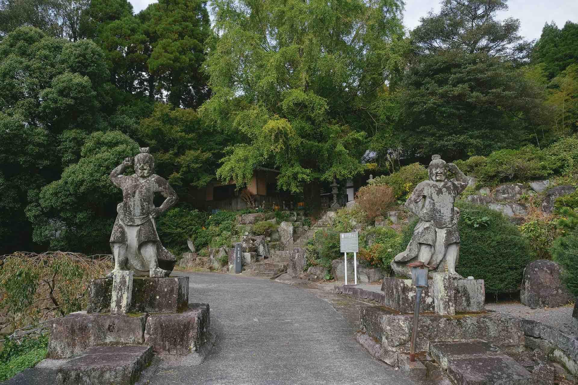 Una Visita al Tempio Unganzenji di Kumamoto e alla Grotta di Miyamoto Musashi